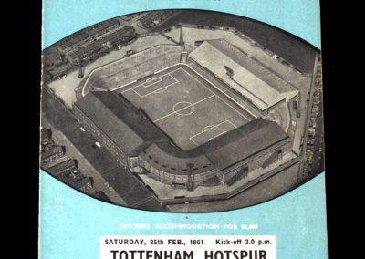 Man City v Spurs 25.02.1961