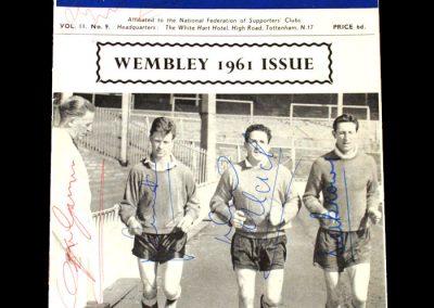 Lillywhite Fanzine May 1961