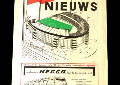 Spurs v Feyenoord 15.05.1961