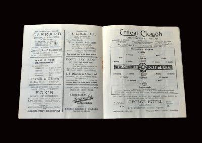 Arsenal v Grimsby 21.03.1936 (FA Cup Semi Final)