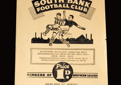 South Bank v Crook 05.05.1951