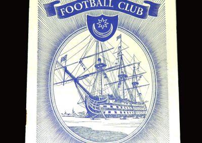 Portsmouth v Man City 02.04.1955 1-0