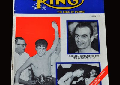 The Ring April 1955