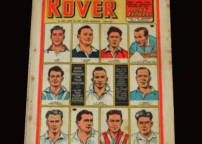The Rover Football Special April 1955