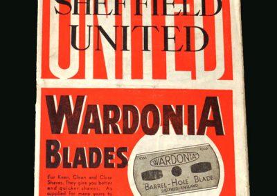 Newcastle v Sheff Utd 01.03.1947 (FA Cup 6th Round)