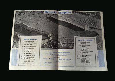 GB v Europe 10.05.1947