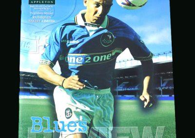 Man Utd v Everton 31.10.98