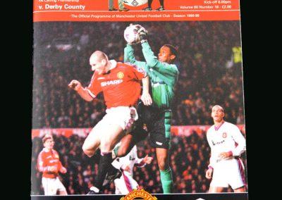 Man Utd v Derby 03.02.99