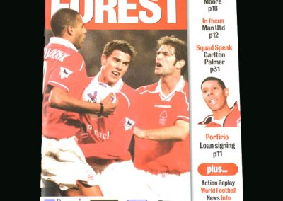 Man Utd v Notts Forrest 06.02.99