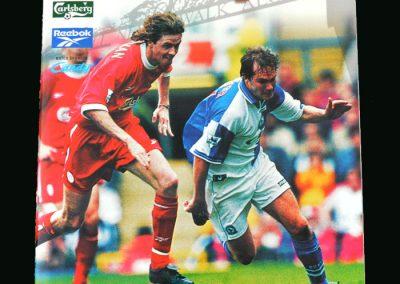 Man Utd v Liverpool 05.05.99