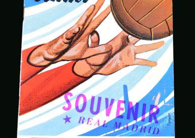 Gothenburg v Real Madrid 23.08.1960 (Friendly)
