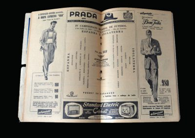 England v Spain 02.07.1950