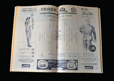 Brasil v Uruguay 16.07.1950