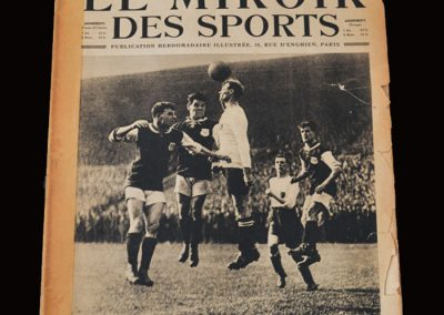 French Sports Newspaper 03.05.1923