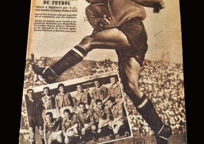 Marca Spanish Magazine 1950