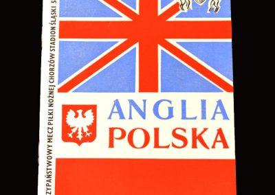 England v Poland 05.07.1966