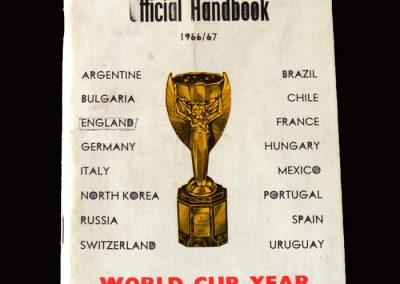 Middlesbrough World Cup Handbook