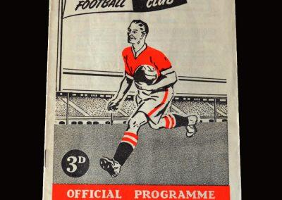 Gateshead v Doncaster 13.02.1960