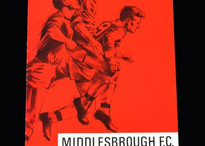 Middlesbrough v Brighton 12.12.1966