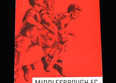 Middlesbrough v Reading 18.03.1967