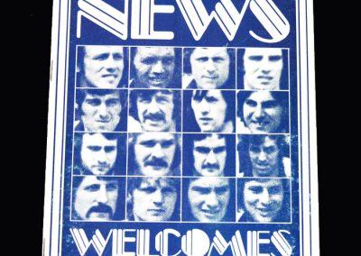 Middlesbrough v West Brom 16.03.1974