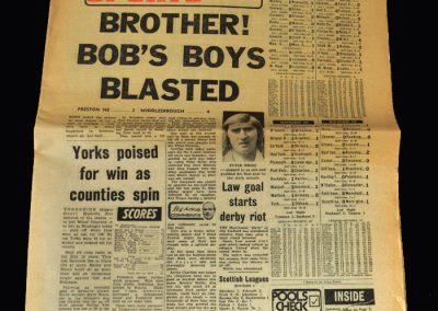 Gazette Sports 27.04.1974