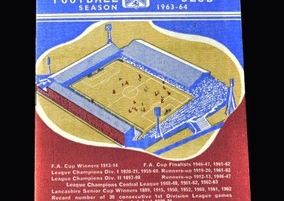 Liverpool v Burnley 14.04.1964