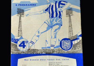 Liverpool v West Brom 25.04.1964