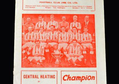 Liverpool v Stoke 29.04.1964