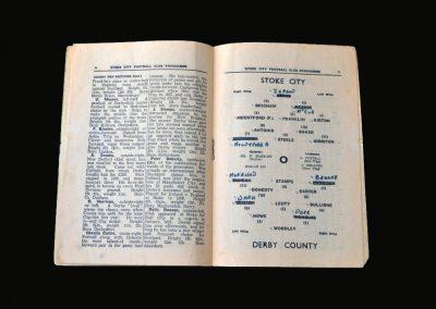 Stoke v Derby 14.09.1946