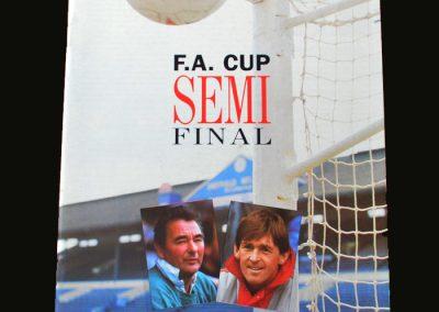 Forest v Liverpool 09.04.1988 (FA Cup Semi Final)