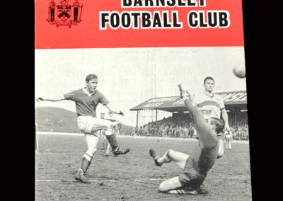 Barnsley v Man Utd 15.02.1964 (FA Cup 5th round - 2 goals in a 4-0 win)
