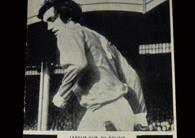 Man Utd v Derby 12.11.1969 (League Cup 5th Round)