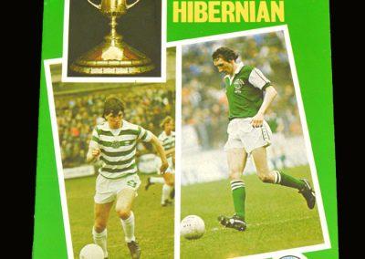 Hibs v Celtic 12.04.1980 Scottish Cup Semi Final