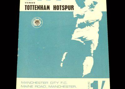 Man City v Spurs 09.12.1967