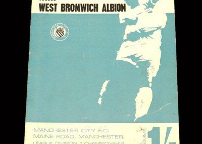 Man City v West Brom 30.12.1967