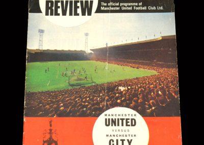 Man City v Man Utd 27.03.1968
