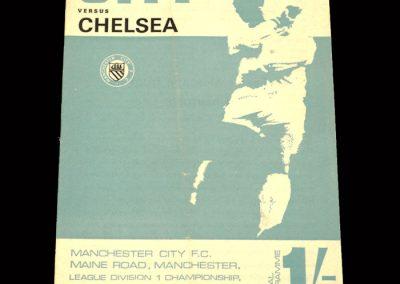 Man City v Chelsea 12.04.1968