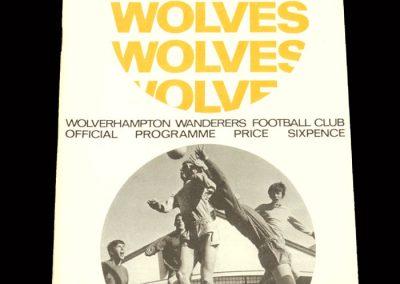 Man City v Wolves 20.04.1968