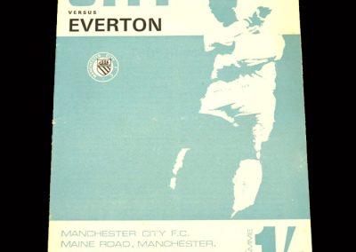 Man City v Everton 29.04.1968