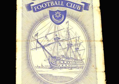 West Brom v Portsmouth 19.03.1958