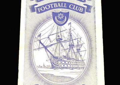 Preston v Portsmouth 04.04.1959
