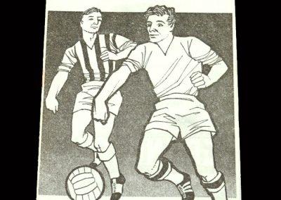 Bradford PA v Halifax 22.01.1964 - West Riding Cup 2nd Round