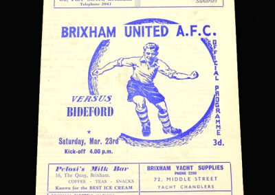 Brixham v Bideford 23.03.1961
