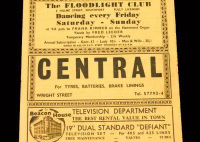 Bradford PA v Southport 21.04.1964