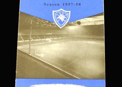 Leicester v Borussia Dortmund 23.10.1957