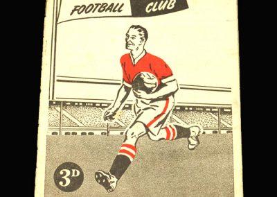 Doncaster v Fulham 15.03.1958