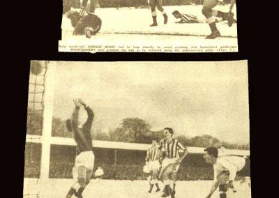 Sunderland v Bury 29.12.1962