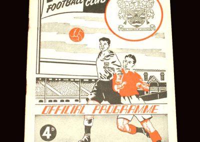 Wolves v Fulham 09.09.1959