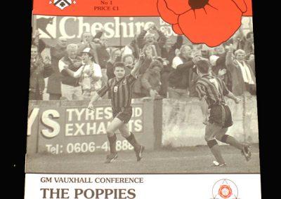 Wycombe v Kettering 26.09.1992